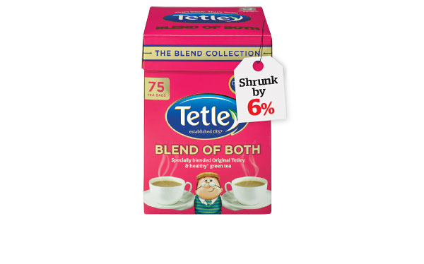 Tetley Blend of both