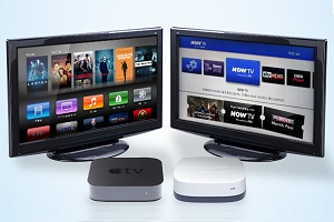 Apple TV streaming devices set-top boxes and PVRs newly tested