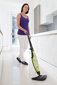 H2O HD floor mop