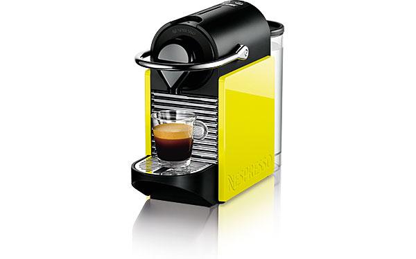 Nespresso Pixie Clips Yellow