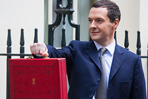 George Osborne budget 2015