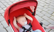 Three pushchair tips for new parents