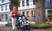 Which? reveals most popular double pushchairs