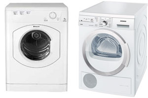Hotpoint and Siemens
