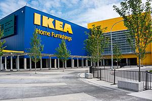 IKEA superstore