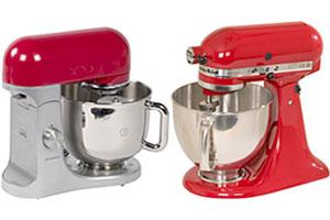 Kitchenaid Or Kenwood Mixer