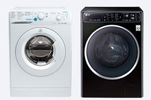 Washing-Machines-Indesit-LG