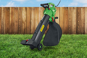 Which First Look At The Florabest Leaf Blower Vacuum Sold