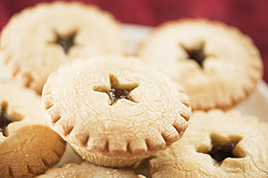 Gluten and dairy-free mince pies