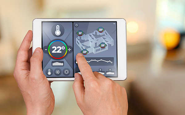 Smart thermostats gallery