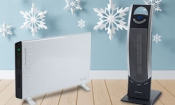 Best Buy heaters to keep your Christmas warm and toasty