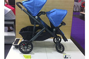 Uppababy Vista double