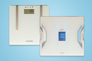 Hanson H902 and Tanita RD901 Bathroom scales for body fat