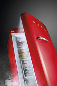 Smeg-freezer