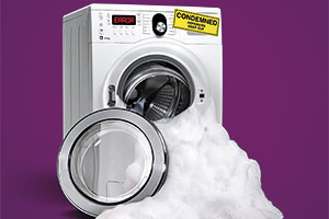 Washing machine reliability