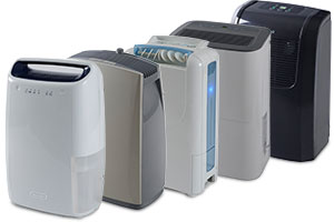 Tested dehumidifiers