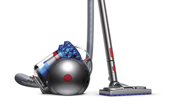 dyson launches cinetic big ball cylinder vacuum cleaner which news. Black Bedroom Furniture Sets. Home Design Ideas