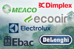 Dehumidifier logos