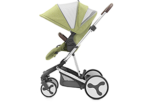 Babystyle Hybrid Edge pushchair