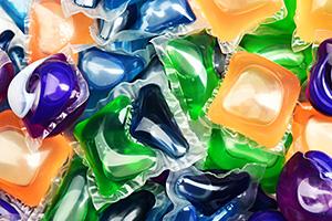 Laundry capsules
