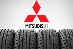 Mitsubishi tyres