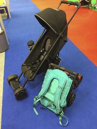 Omnio stroller pushchair
