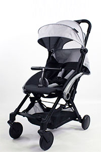 Red kite push me cube pushchair
