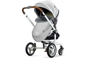 Silver Cross Aston Martin pushchair