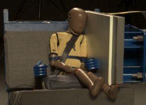 Kids Embrace Friendship Batman car seat in Which? crash test