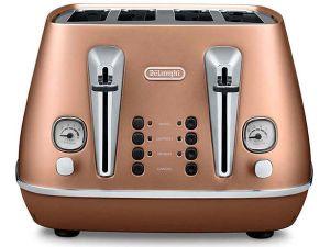 Delonghi Distinta CTI 4003.CP toaster