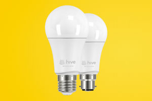 Hive Active smart light bulb
