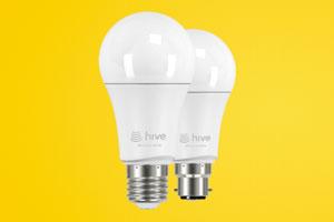 Hive Active smart light bulb