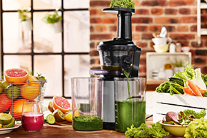 Silvercrect Slow Juicer 2