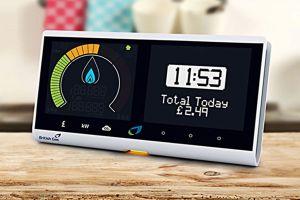 British Gas FreeTime tariff smart meter monitor