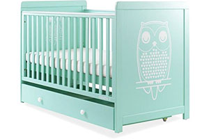 Cosatto Story cot bed