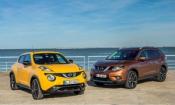 Nissan and Jaguar recall cars including Qashqai and Juke