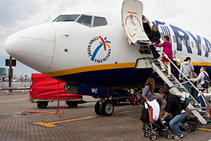 Plane-pushchair