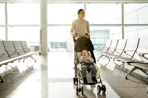 Pushchairs on planes: what you need to know – Which? News