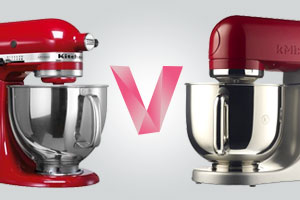 stand mixers vs