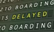 43 million air passenger journeys delayed