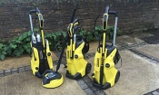 Which? tries out Karcher's Full Control pressure washers