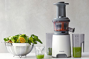 Kenwood Purejuice Slow Juicer Test : Which? reviews Kenwood slow juicer Which? News