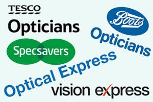 opticians brands