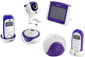 bt baby monitors