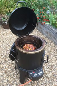Char-Broil Big Easy gas bbq