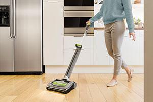 Gtech Vacuuming