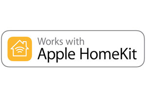 Works with Apple Home Kit Logo