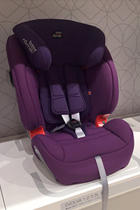 Britax Evolva 123 SL SICT car seat
