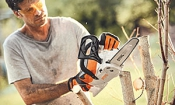 Which? tries out new cordless Stihl garden tools