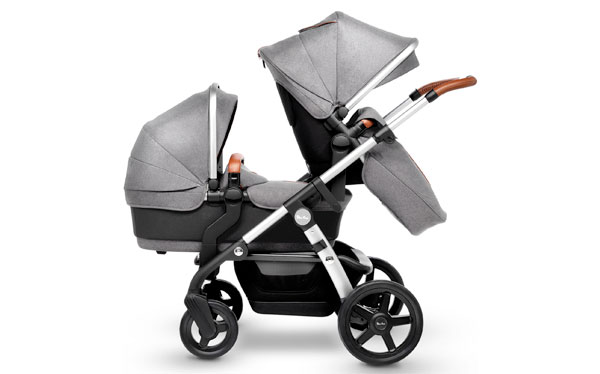 Twin Pram Push Chair
